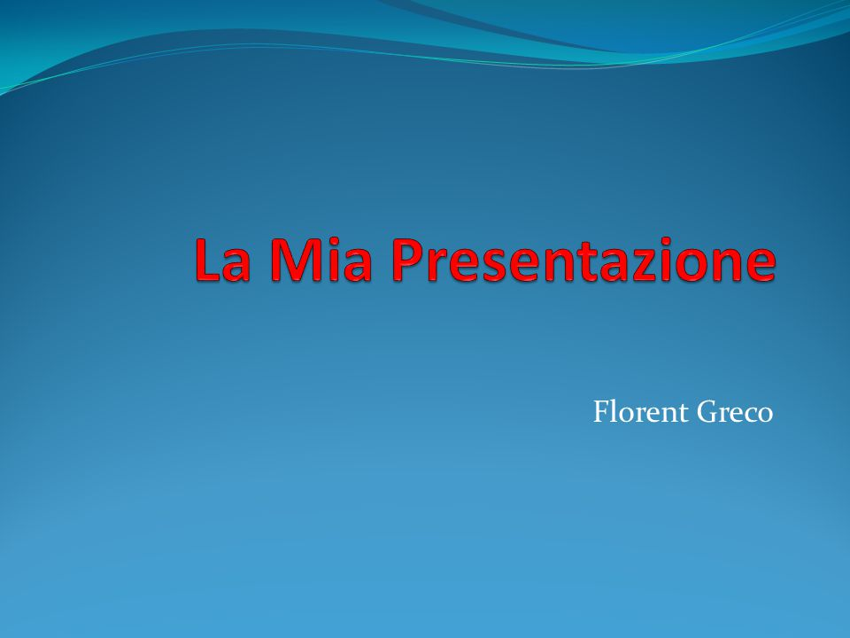 Florent Greco