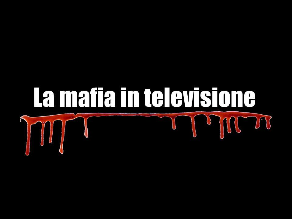 La mafia in televisione