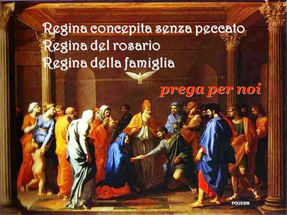 EL GRECO – CONCERRTO ANGELICO Regina delle vergini - Regina di tutti i santi prega per noi