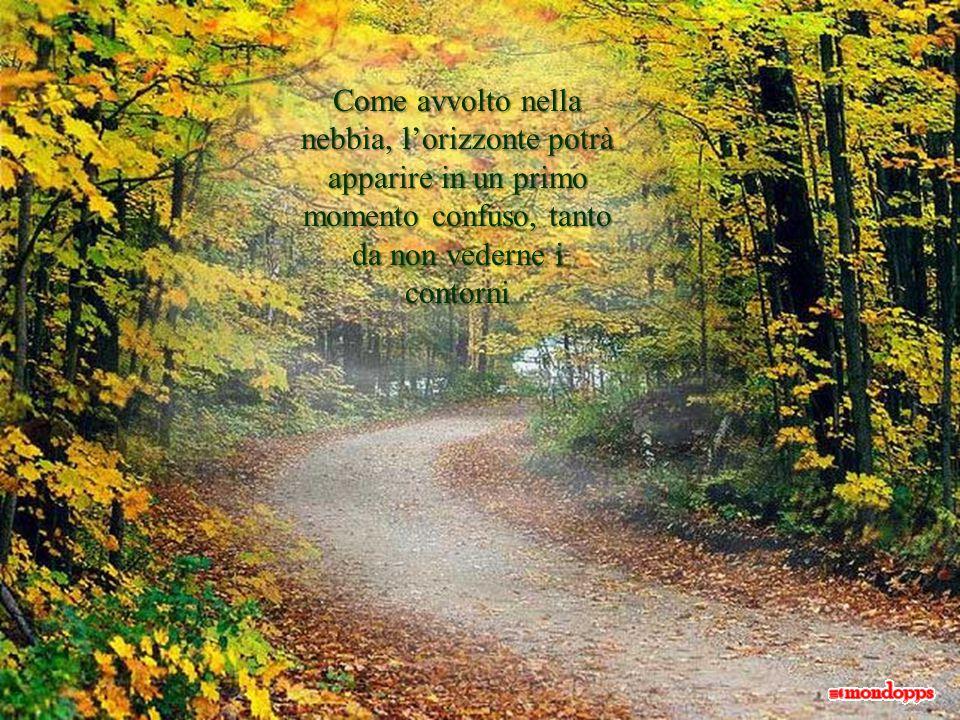 Ma il tempo, paziente consolatore, saprà mitigare ogni sofferenza, poco a poco, accompagnandola con la carezza del ricordo.