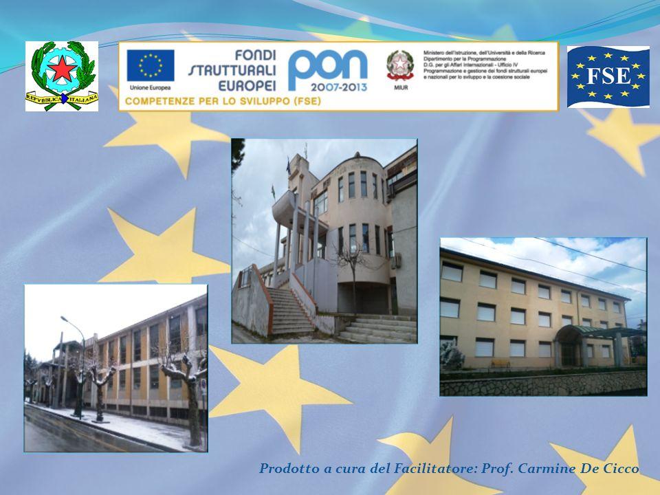 Prodotto a cura del Facilitatore: Prof. Carmine De Cicco