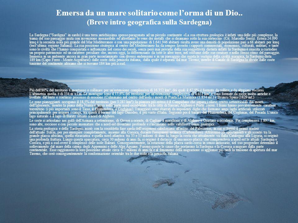 Climatologia Il clima mediterraneo è tipico di gran parte della Sardegna.