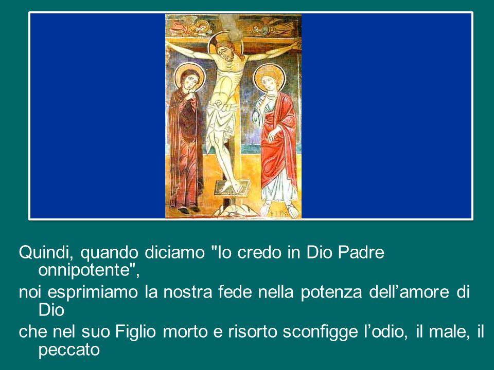 Dio Padre risuscita il Figlio: la morte, la grande nemica (cfr 1 Cor 15,26), è inghiottita e privata del suo veleno (cfr 1 Cor 15,54-55), e noi, liber