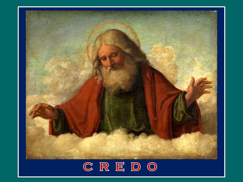 Benedetto XVI ha dedicato l'Udienza Generale di mercoledì 30 gennaio 2013 nell'aula Paolo VI alla Professione di Fede: Credo Io credo in Dio Padre onn
