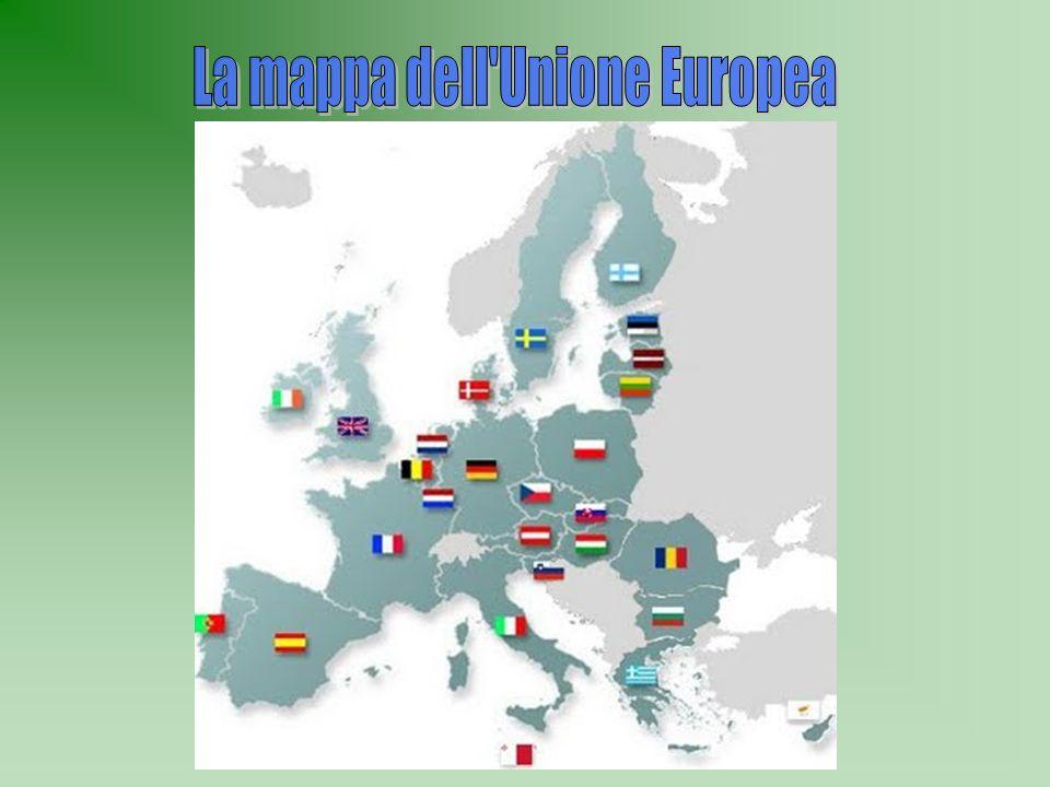 Cos'è l'Unione Europea.