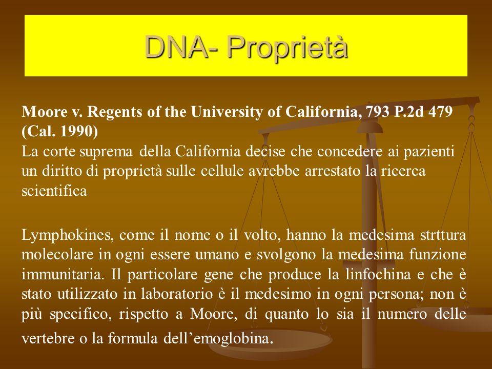 DNA- Proprietà Lymphokines, come il nome o il volto, hanno la medesima strttura molecolare in ogni essere umano e svolgono la medesima funzione immunitaria.