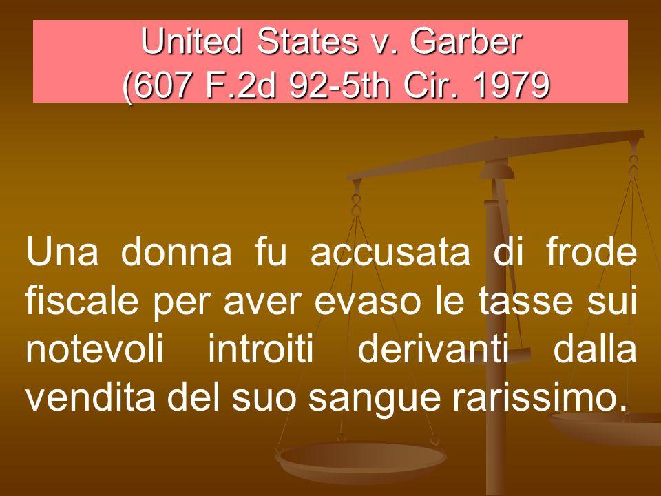 United States v. Garber (607 F.2d 92-5th Cir.
