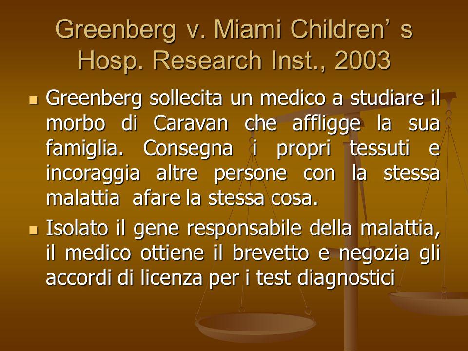 Greenberg v. Miami Children' s Hosp.