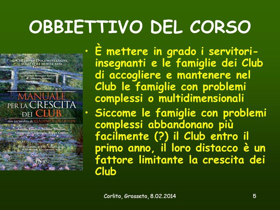 Corlito, Grosseto, 8.02.20146 NEL CUORE DEL CONCETTO ECOLOGICO-SOCIALE Il tema del corso sta al centro della concezione di V.