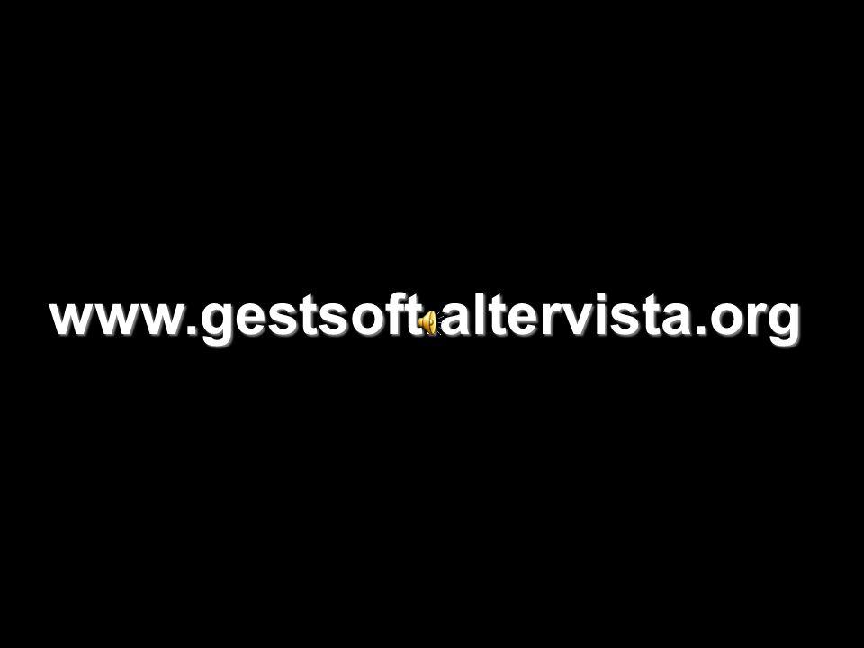 www.gestsoft.altervista.org Nuovo movimento