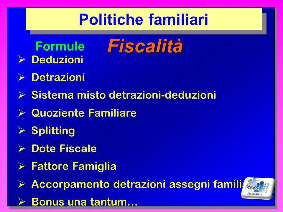 Sistemi Fiscali Confronto tra metodi Sistemi Fiscali Confronto tra metodi
