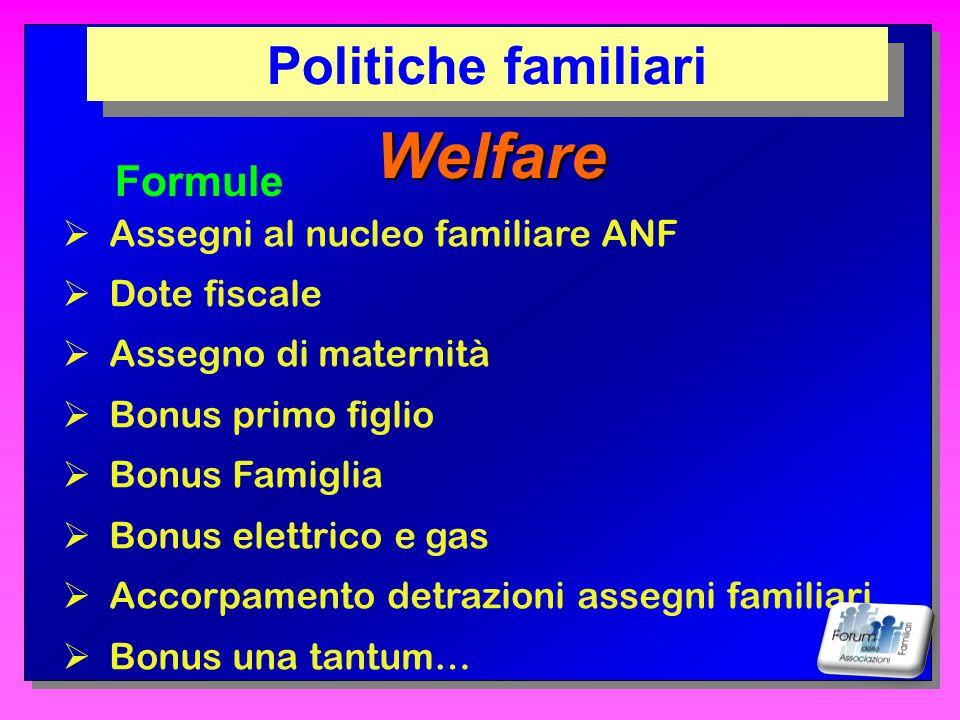 Quoziente familiare Applicato in Francia L'imposta è applicata sul reddito familiare * Nel numero dei componenti, il primo e secondo figlio contano 0,5 Reddito familiare N.