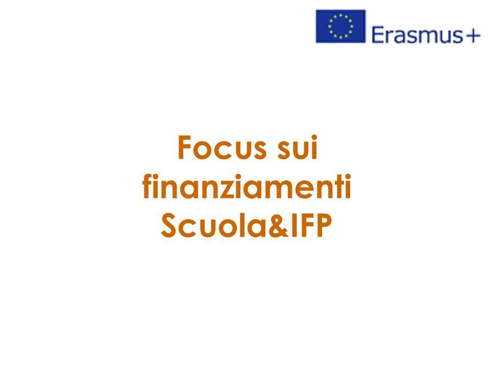 Focus sui finanziamenti Scuola&IFP