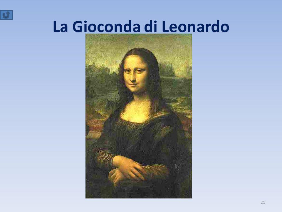 La Gioconda di Leonardo 21