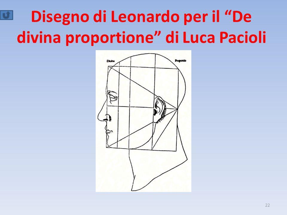 """Disegno di Leonardo per il """"De divina proportione"""" di Luca Pacioli 22"""