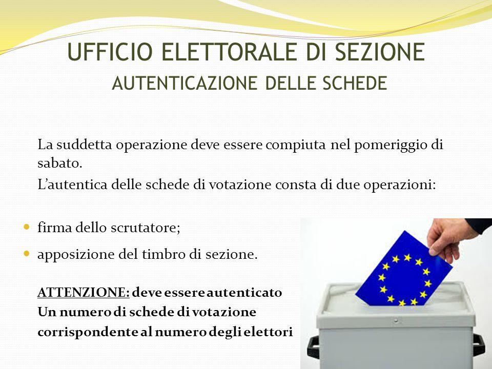 Il numero degli elettori viene attestato dalla Commissione Elettorale Circondariale di Monza, tramite il timbro posto in calce alla lista stessa.