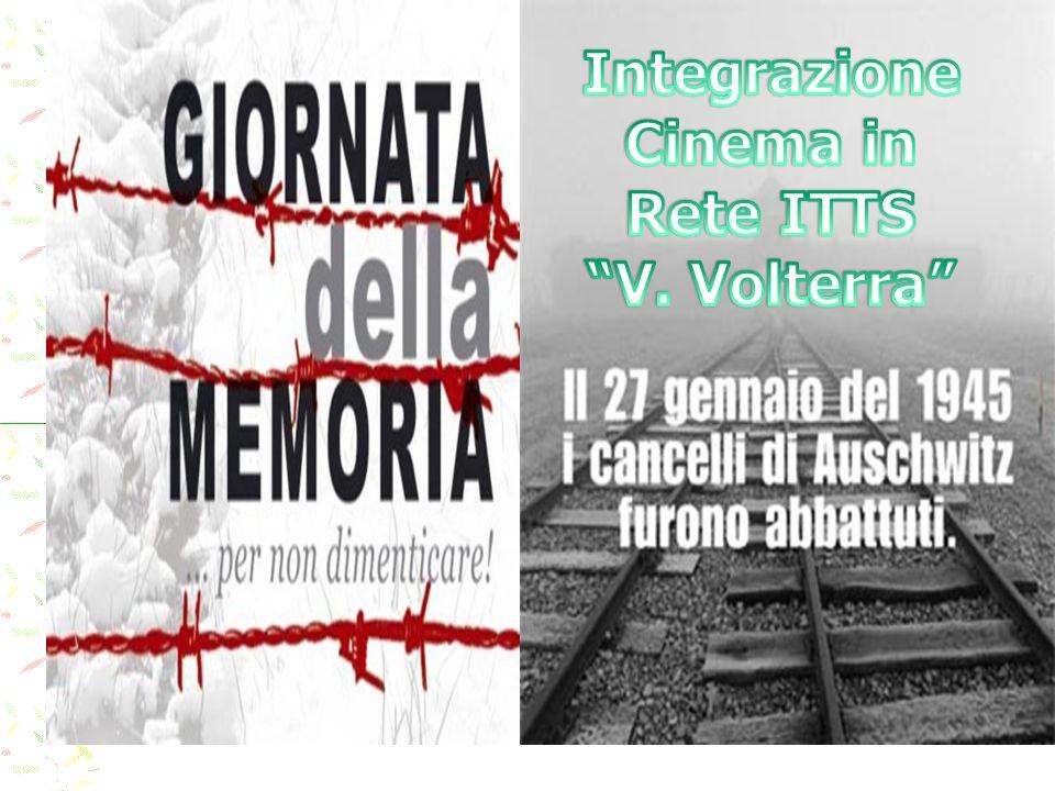 GIORNATA della MEMORIA 27 gennaio 2014 Ricorrenza istituita con la Legge n.