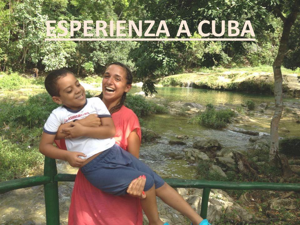 ESPERIENZA A CUBA