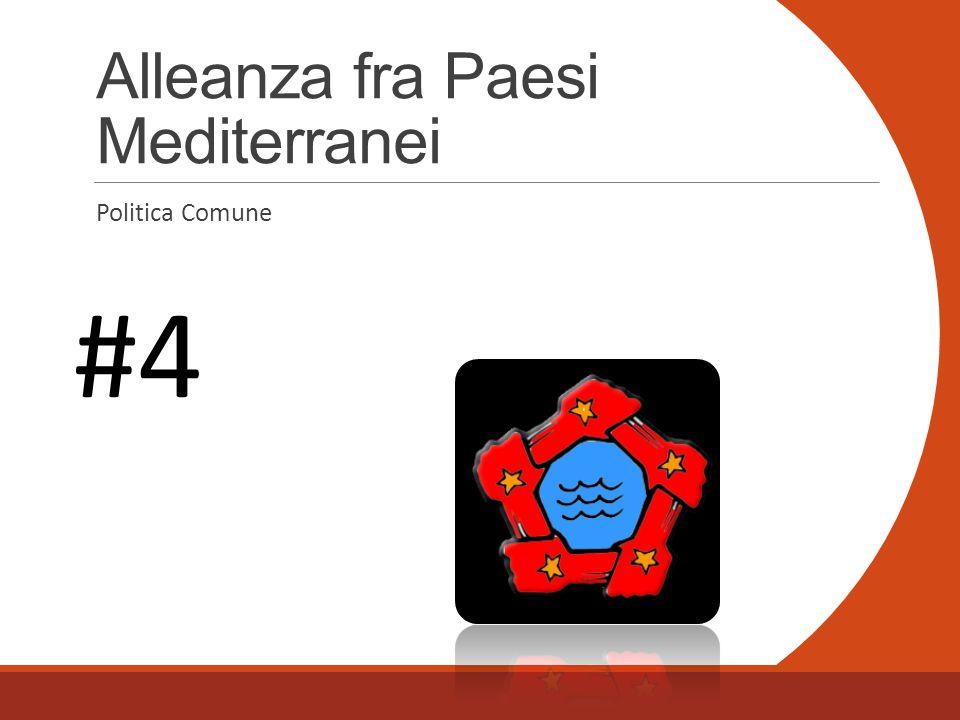 Alleanza fra Paesi Mediterranei Politica Comune #4