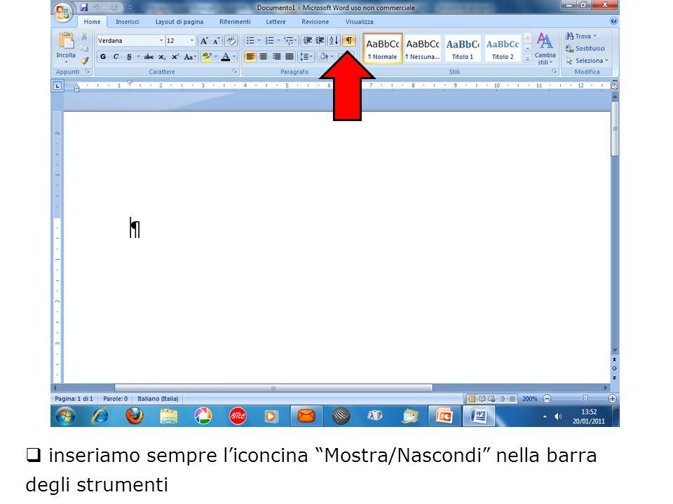  il carattere di più facile lettura è il Verdana, sia per Word, che per PowerPoint che per Excel