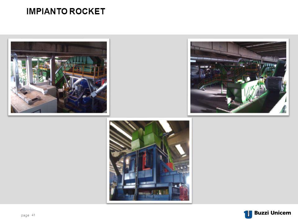 page 41 IMPIANTO ROCKET