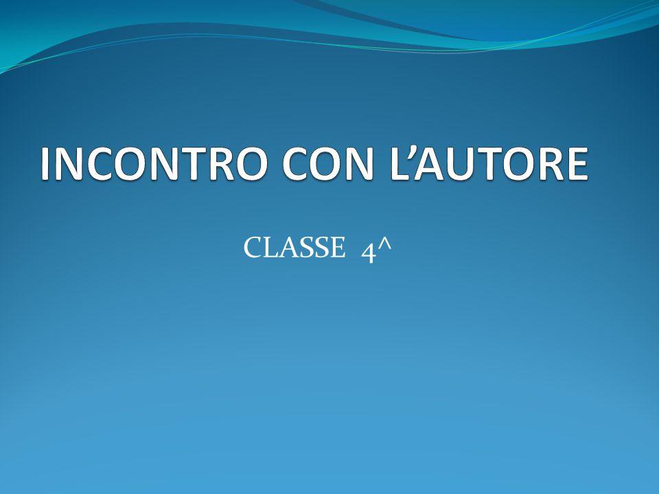 CLASSE 4^