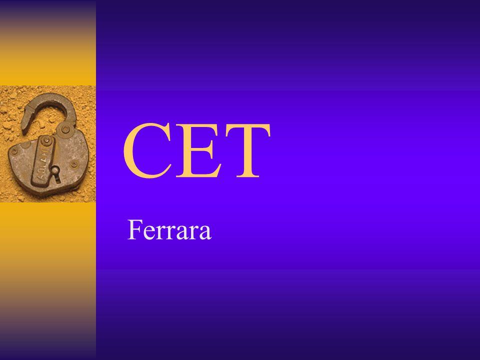 CET Ferrara