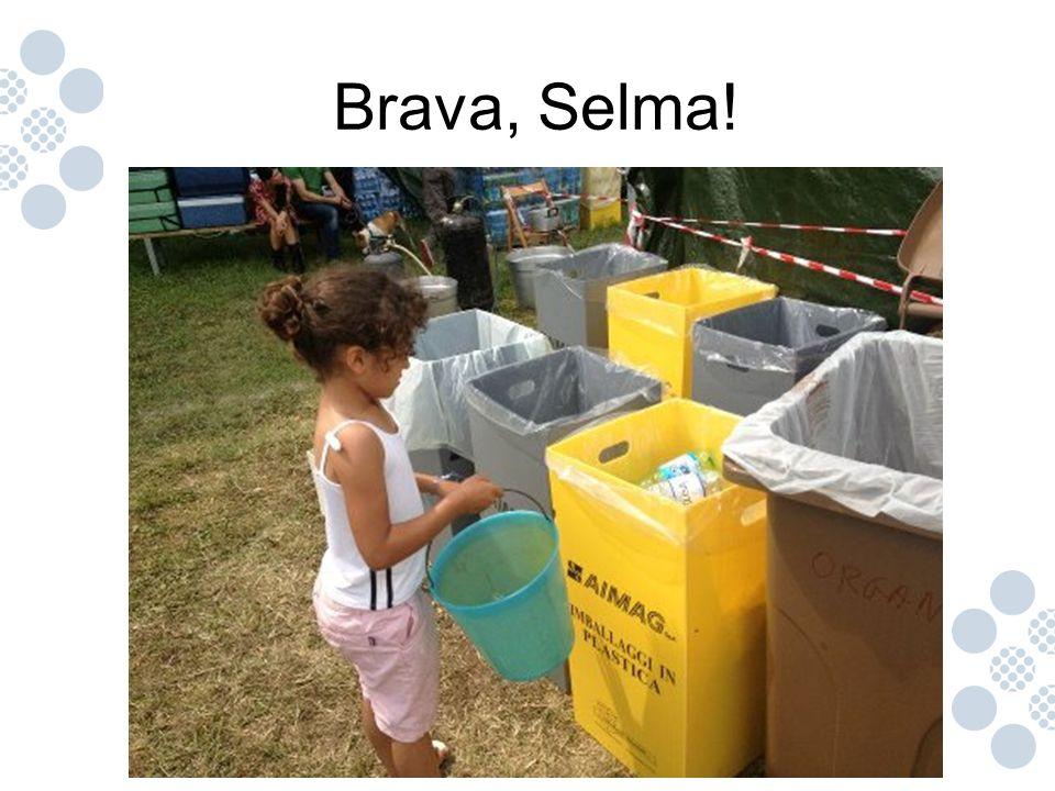 Brava, Selma!