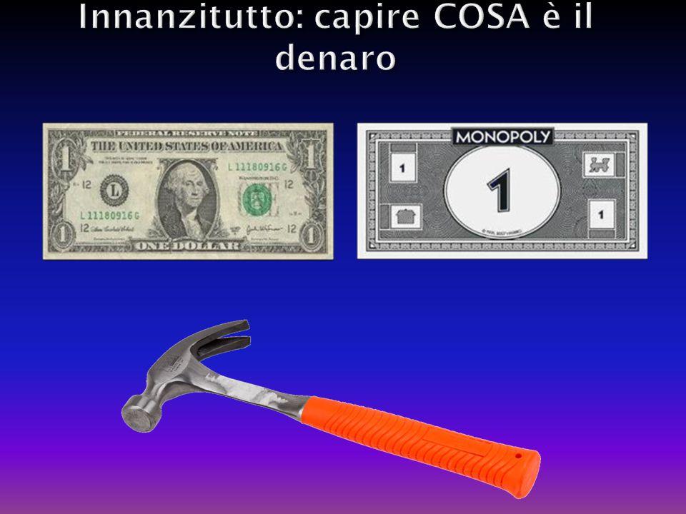 Lo strumento di imposizione di una valuta (fiat currency) è uno solo: Patrimoniali: € Residuo disponibile Tasse sul reddito: € Accise e IVA: € Acquisto beni stranieri: € Locali, servizi: €