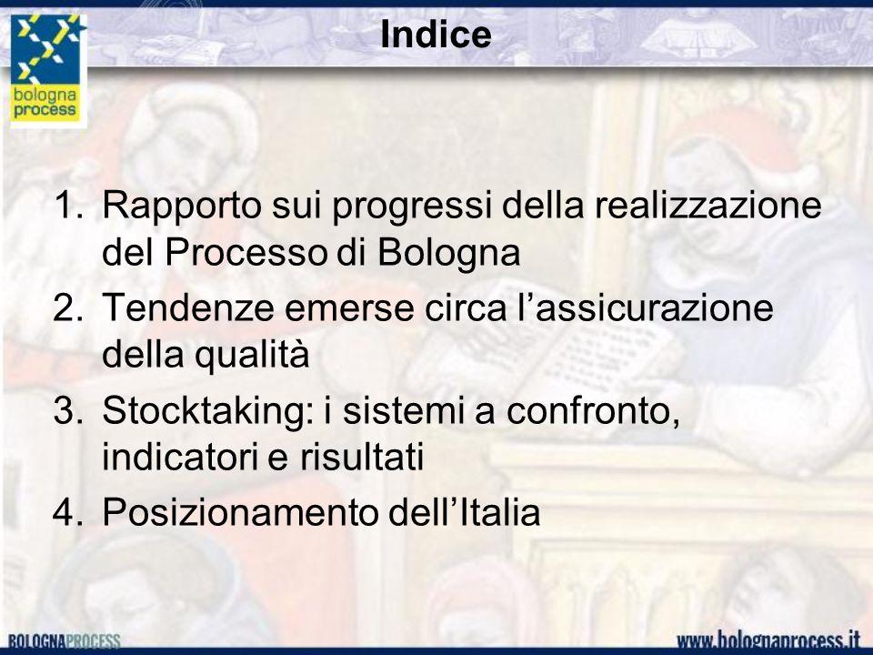 3. Stocktaking – indicatore 6 (7/8)