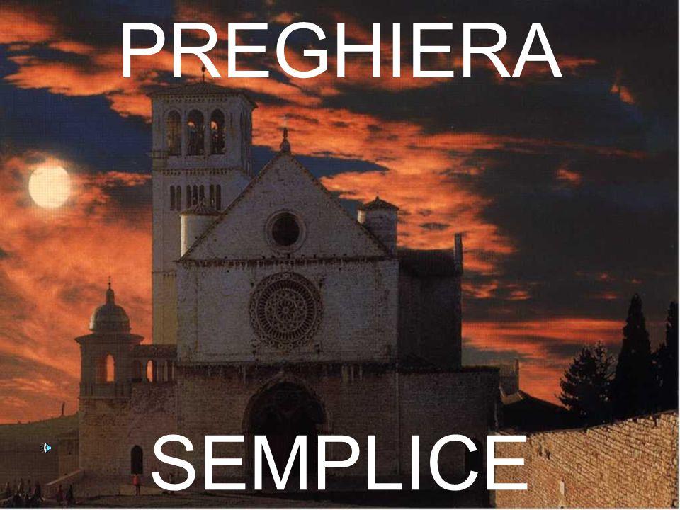 PREGHIERA SEMPLICE