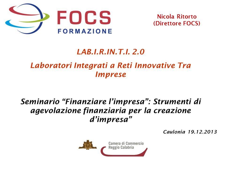 Microimprese Innovative B.