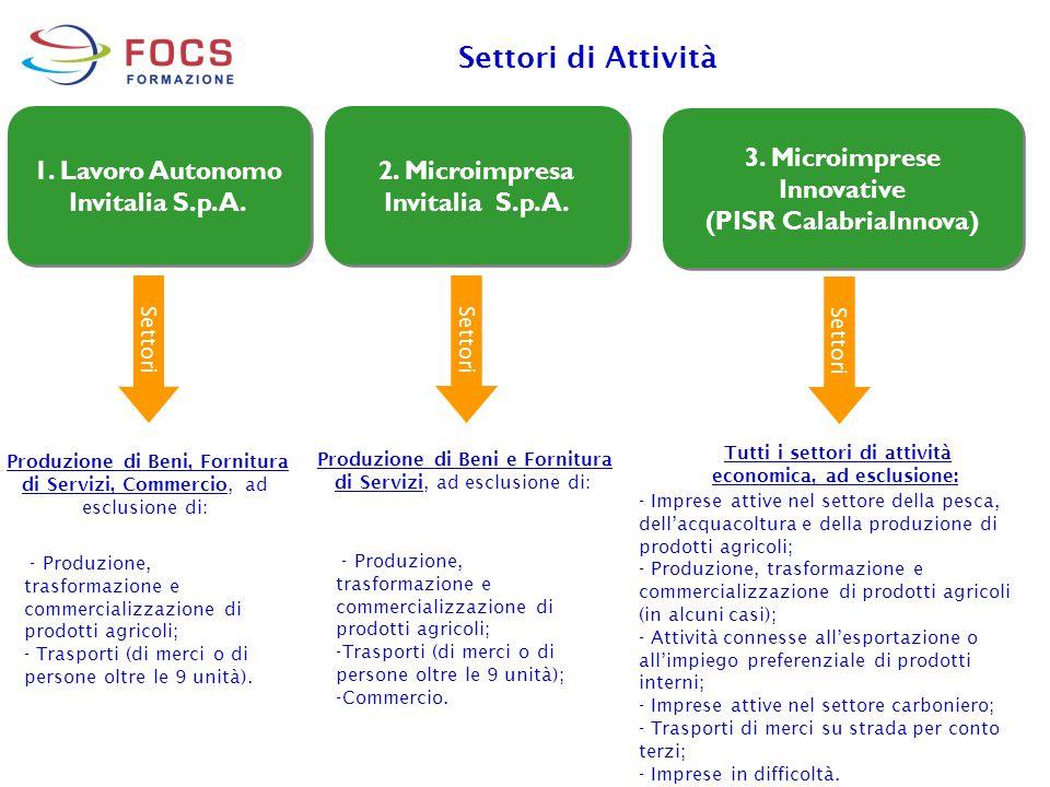 1.Misura Lavoro Autonomo Invitalia S.p.A.(D. Lgs.