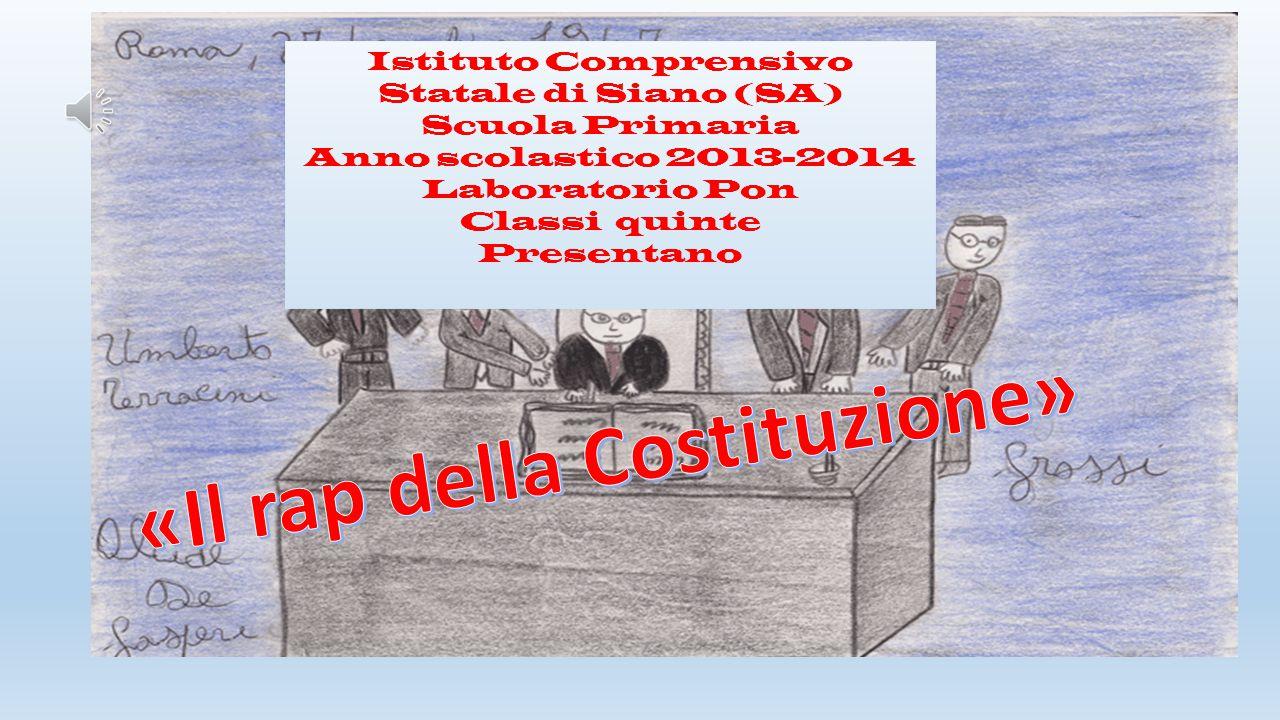 Istituto Comprensivo Statale di Siano (SA) Scuola Primaria Anno scolastico 2013-2014 Laboratorio Pon Classi quinte Presentano