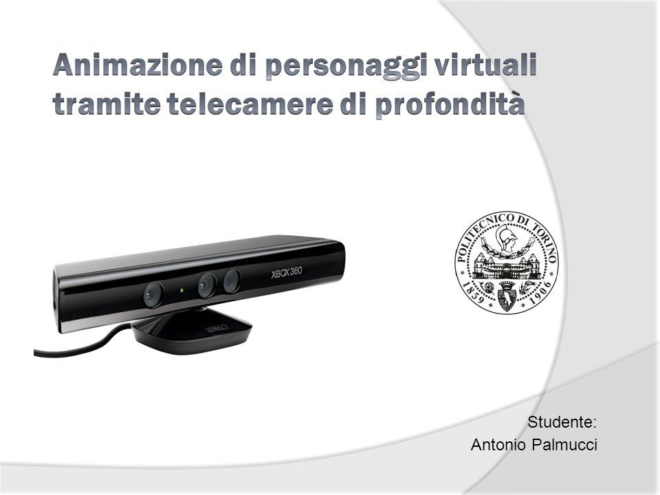 Studente: Antonio Palmucci