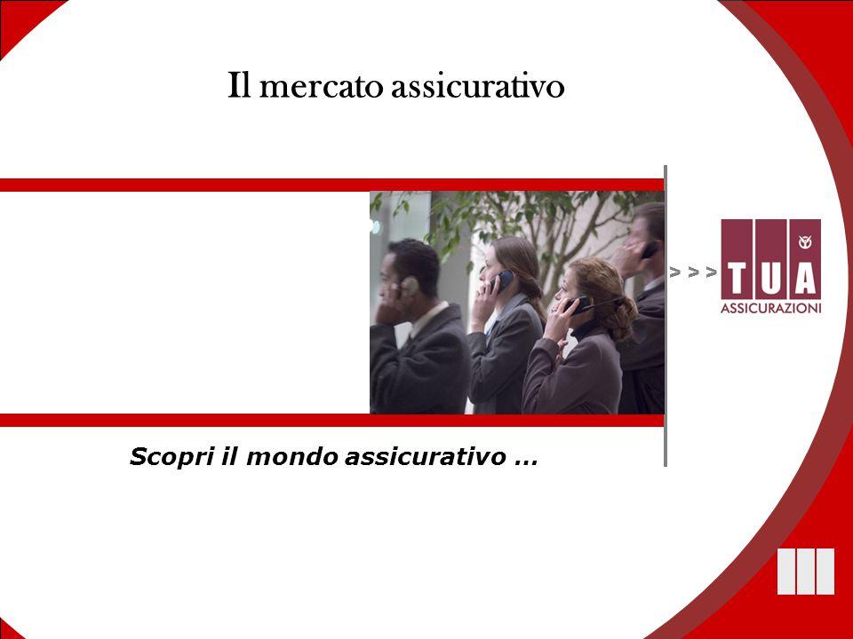 1 > > > Il mercato assicurativo Scopri il mondo assicurativo …