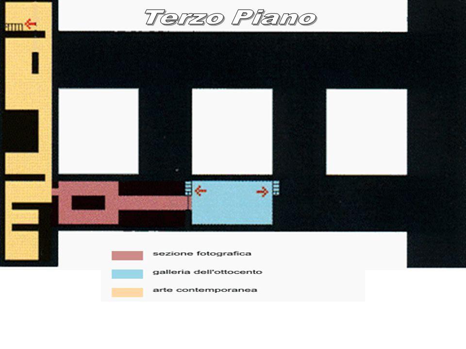 Il secondo piano è completamente dedicato a opere di artisti napoletani dal Duecento al Settecento. Sono opere di Simone Martini, Caravaggio, Luca Gio