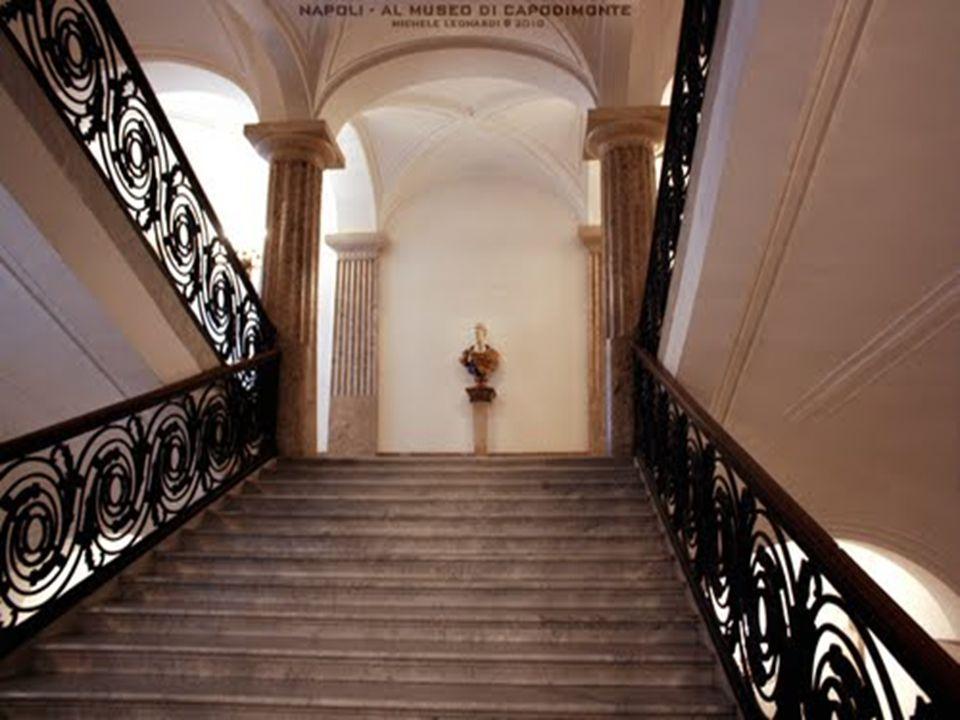 In questo piano sono comprese opere d'arte che vanno dall'Ottocento fino ai contemporanei con opere di Gioacchino Toma, il geniale Vincenzo Gemito (sc
