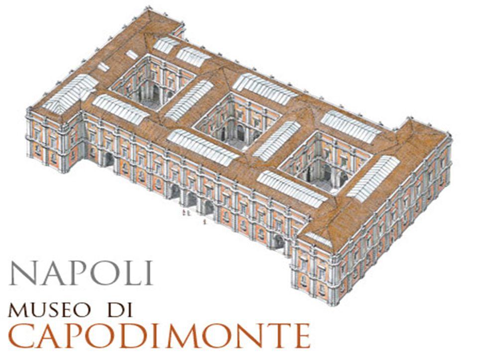 La Reggia fu voluta da Carlo III di Borbone sulla boscosa collina che sovrasta Napoli, che era la sua riserva di caccia con relativa casina; ma affasc