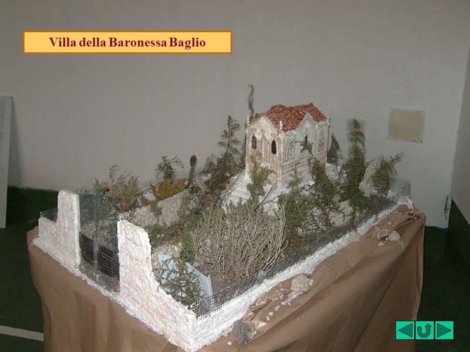 Villa della Baronessa Baglio