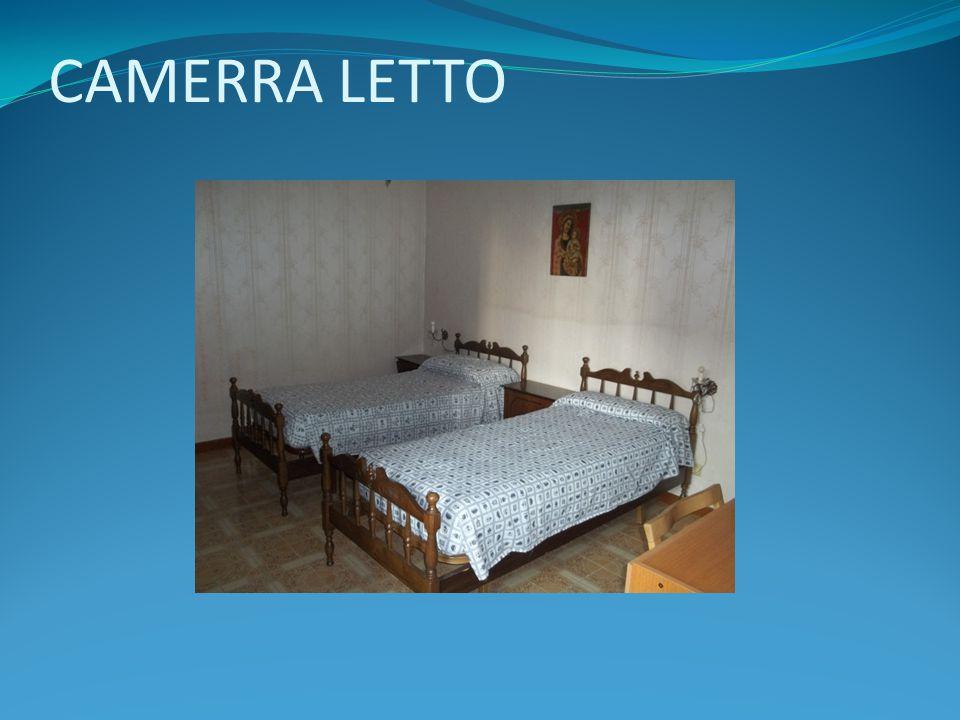 CAMERRA LETTO