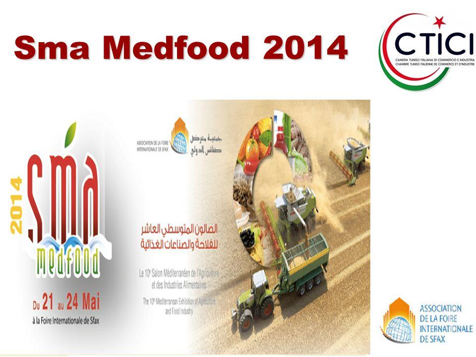 10°Salone Mediterraneo dell'Agricoltura e Industrie Alimentari