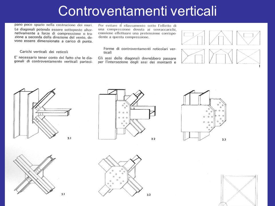 Controventamenti verticali