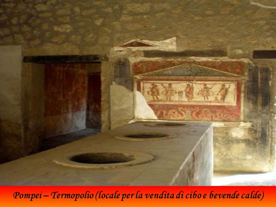 Pompei – affreschi