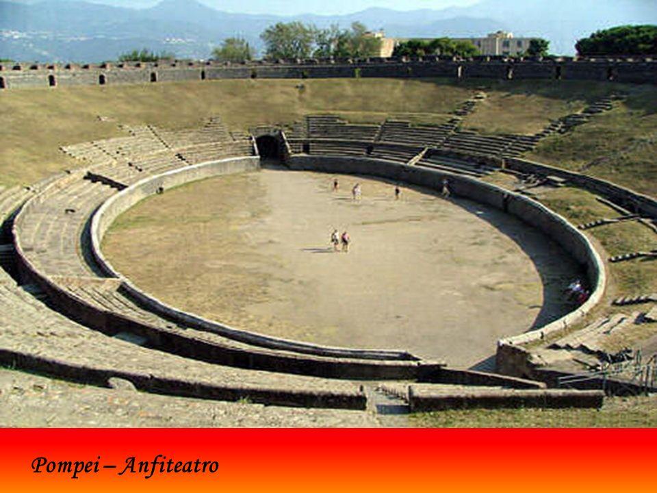 Pompei – Termopolio (locale per la vendita di cibo e bevende calde)