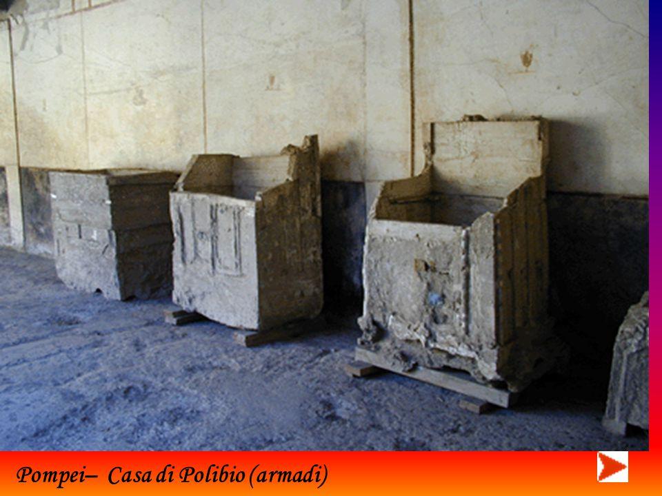 Pompei – Via dell'Abbondanza