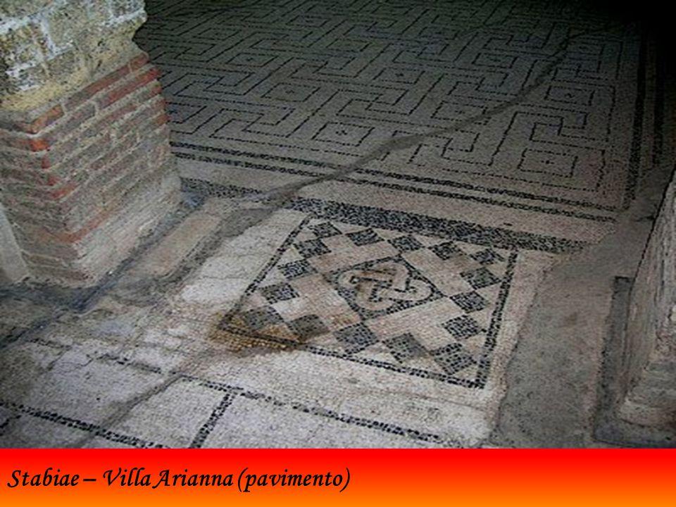 Stabiae – Villa Arianna (soffitto)