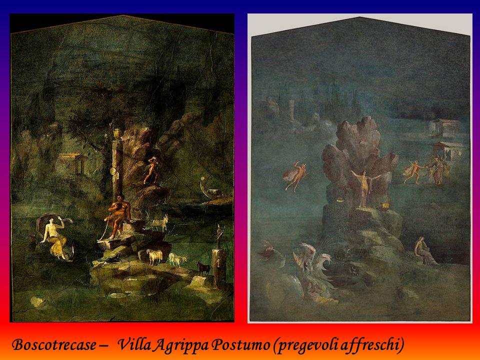 Boscoreale – Villa Publio Fannio Sinistore