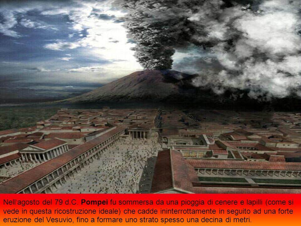 Nei secoli seguenti il Vesuvio ha avuto altre undici eruzioni.