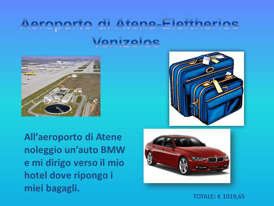  Colazione in hotel Visita alle isole greche:  Visita a Santorini  Pranzo sul traghetto  Visita a Poros  Ritorno ad Atene  Cena in hotel